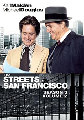 STREETS OF SAN FRANCISCO:SEASON 3 V2 BY STREETS OF SAN FRANC (DVD)